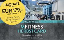 Mfitness Herbst Card 2016