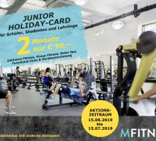 Holidaycard Junior 2019